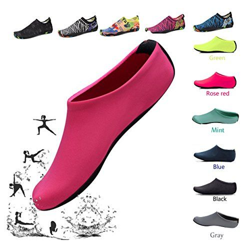 Beach Tennis Shoes Black Blue White Red Size 11 10 8 6 9 5 Water Yoga Swim Proof Pool Boat Hiking Walking Swiming Running Barefoot Socks