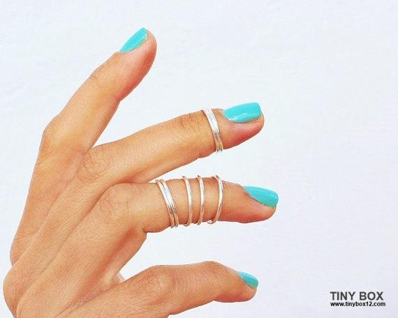 Aneis de falange/ Bijuteria / Anéis de falange / Knuckle Rings/ Anel / Anéis / Acessórios/ Aneis Delicados.    Esta lista é para um delicado conjunto