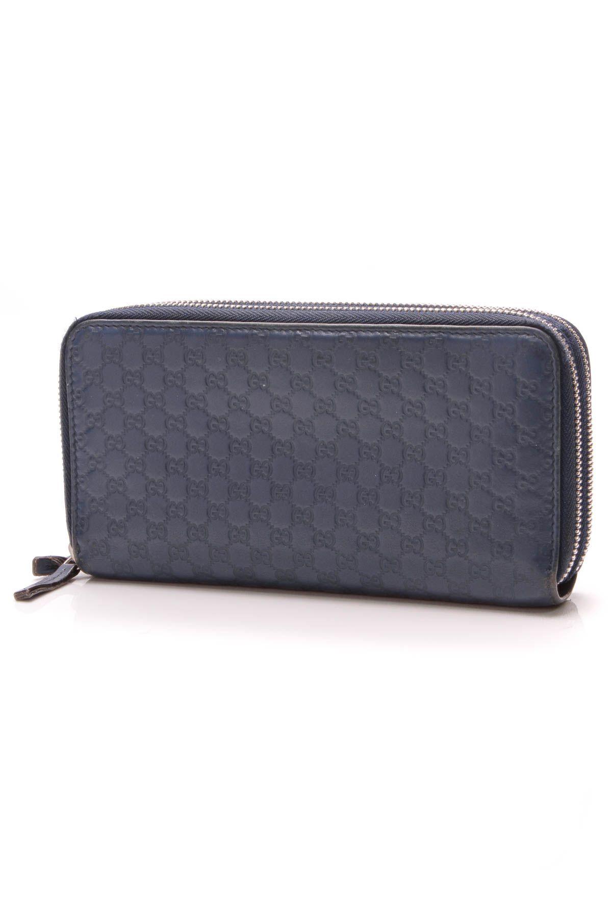 603ff63dc492 Double Zip Around Wallet - Microguccissima | Gucci Glam | Zip around ...