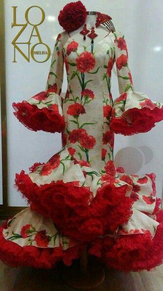 Colección Flamenca 2016 Pa Enamorá Melisa Lozano San Rafael 19 Fuengirola Málaga Tlf 952581740 Vestidos De Flamenca Trajes De Gitana Moda España