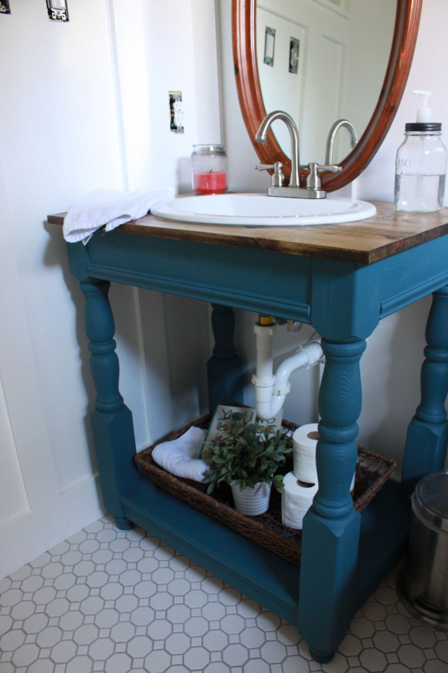 72 Best DIY Country Bathroom Decorating Ideas | Room
