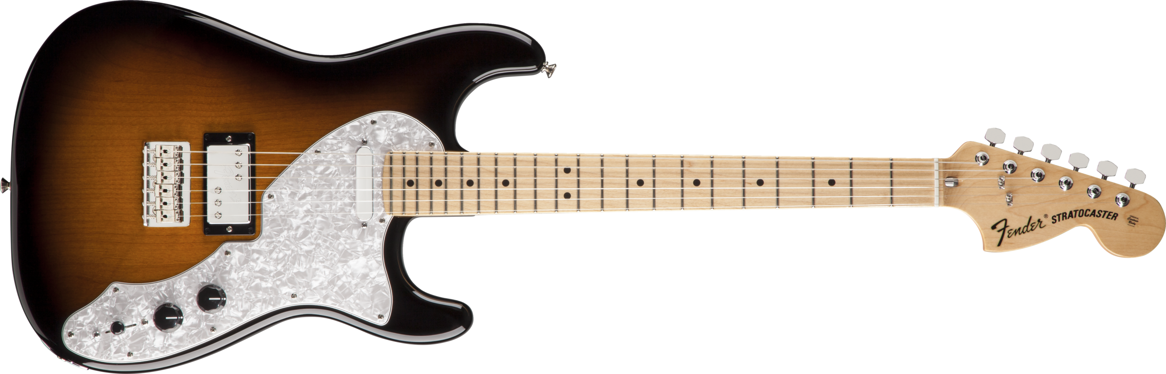 Pawn Shop '70s Stratocaster® Deluxe | Stratocaster® Electric Guitars | Fender® Guitars