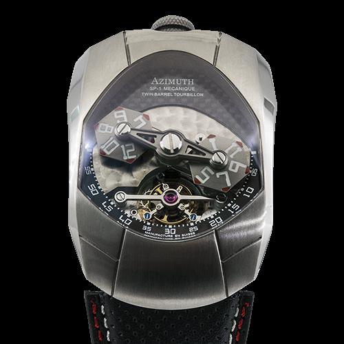 Avant-Garde SP-1 – Azimuth Watch
