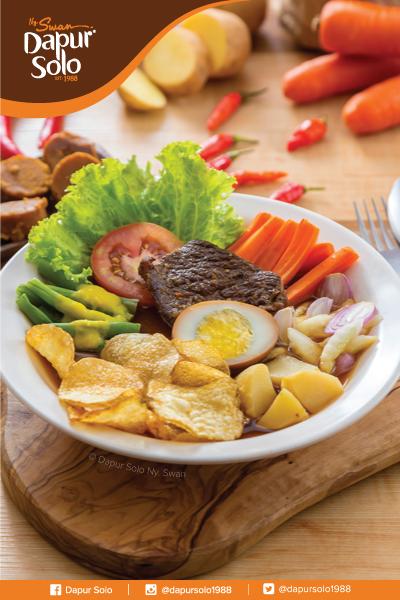 Resep Selat Solo Berasal Dari Kata Salad Hidangan Khas Solo Indonesia Yang Merupakan Menu Sehat Penuh Dengan Sayuran Segar Dan Bistik S Resep Sayuran Salad