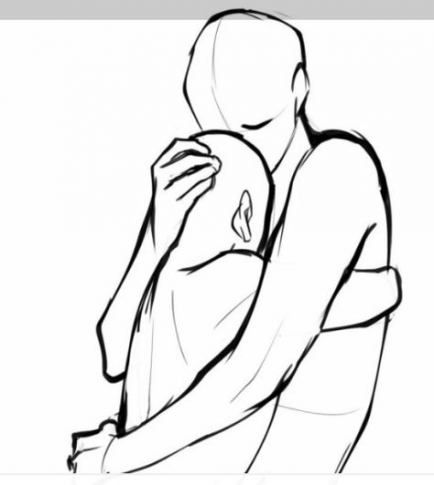 Drawing Ideas Couples Hugging 35 Ideas In 2020 Art Reference Poses Art Reference Photos Anime Poses Reference