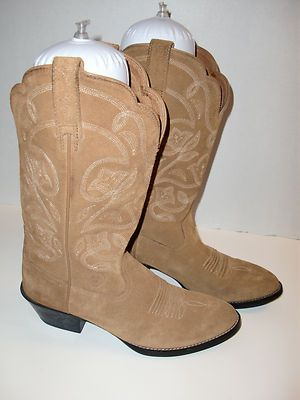 e5abdb741de Details about Ariat Womens Western Fatbaby Boots Size 7.5 B Brown ...