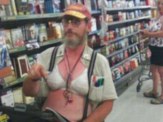 People of Walmart Part 15 - Pics 7