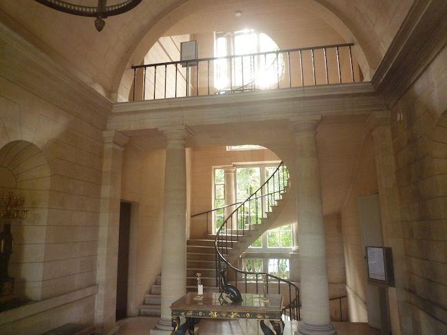 palais abbatial de royaumont christie - Google Search