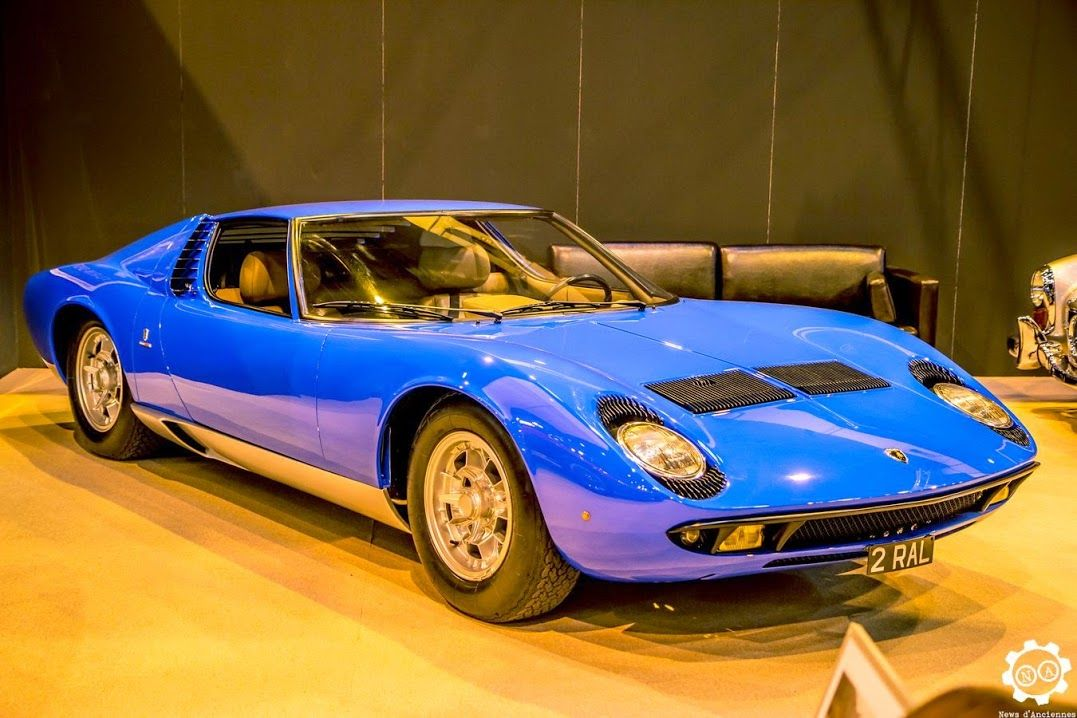 lamborghini miura la premi re supercar avec moteur central arri re et des performances hors. Black Bedroom Furniture Sets. Home Design Ideas