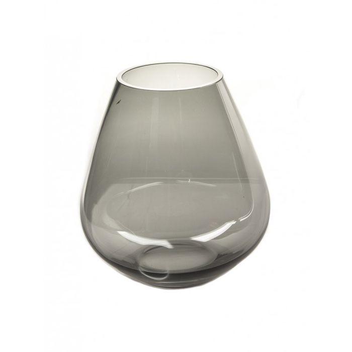 Rocks Telykt Sort Magnor Royaldesign No Lysestaker Lykt Vase