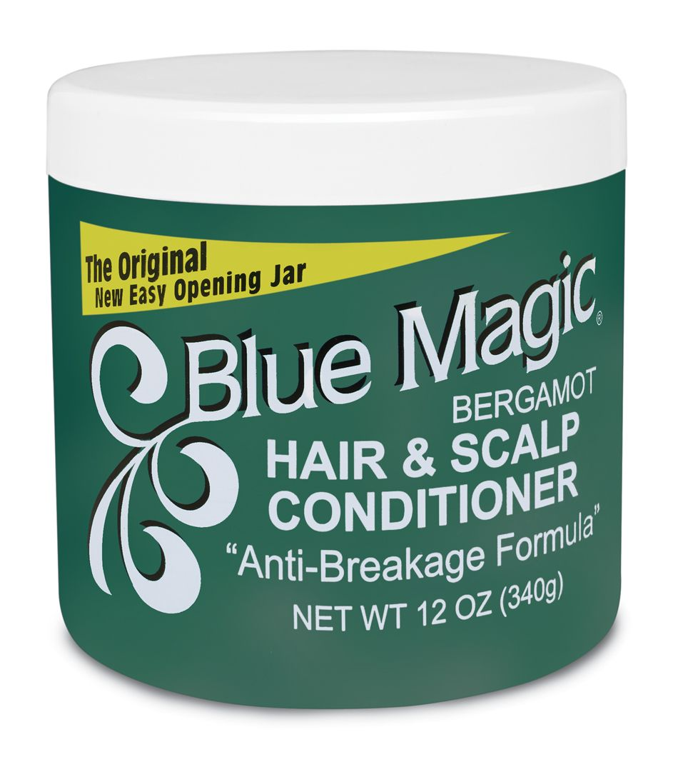 The Original Blue Magic Bergamot Hair And Scalp Conditioner
