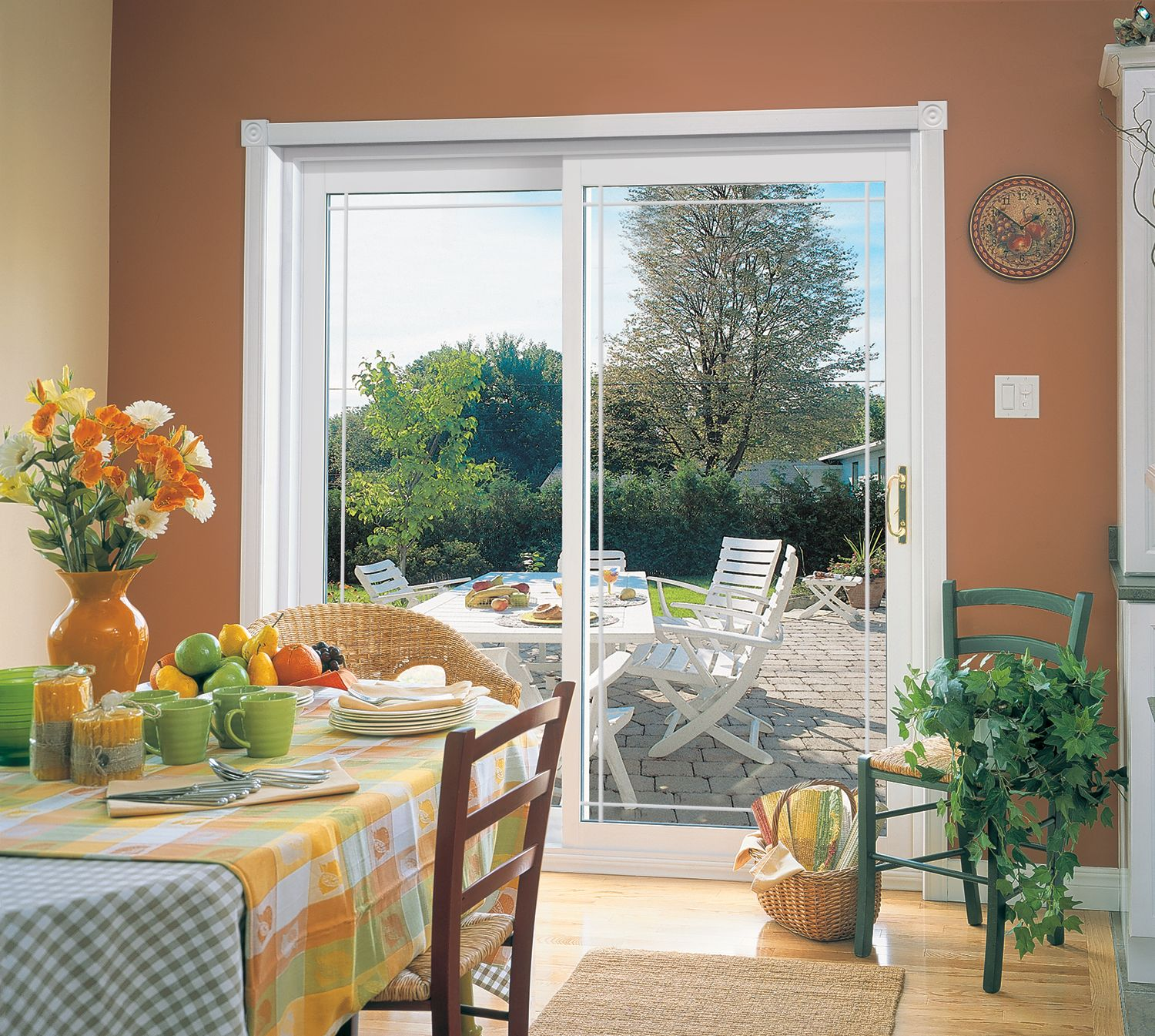 Provia S Aspect Vinyl Sliding Glass Patio Doors Are