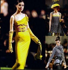 1992 - Jean Paul Gaultier show 'Concours d'Elegance'