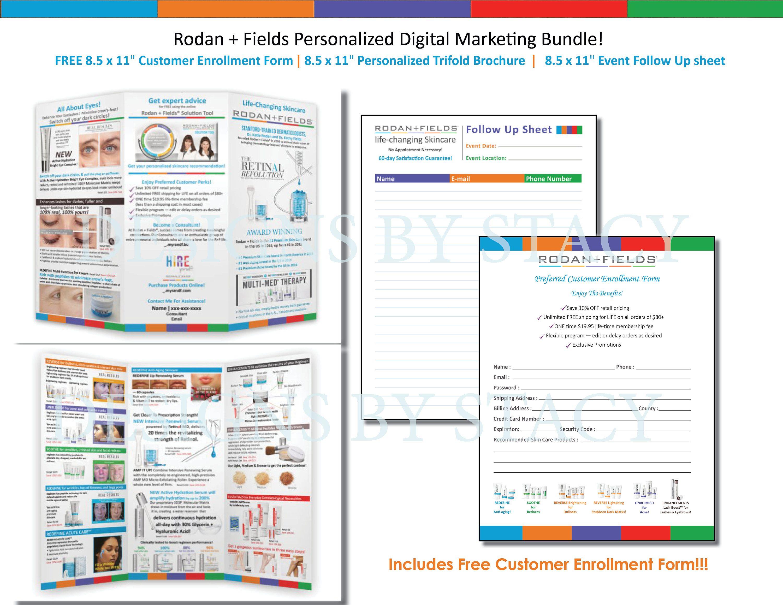 Rodan And Fields Digital Marketing Bundle Free Customer