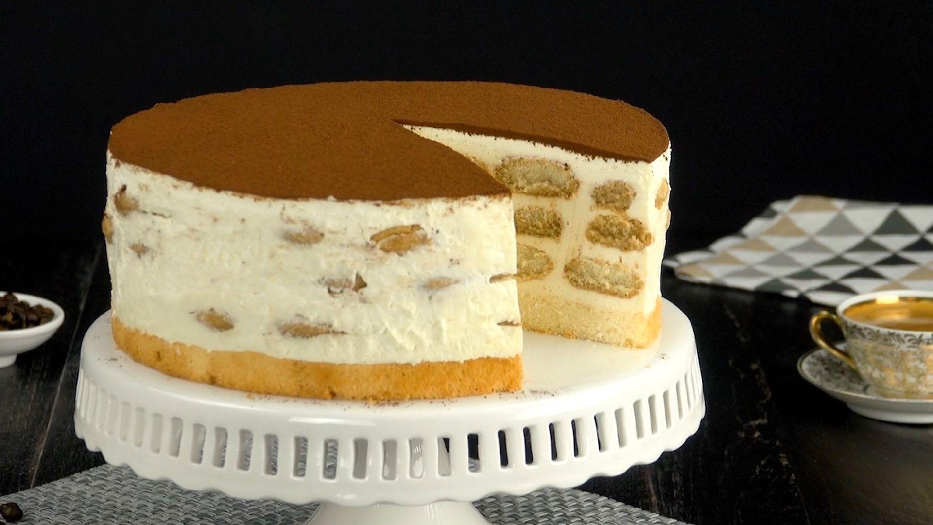 Aus Kult-Dessert wird Torten-Hit #löffelbiskuitrezept