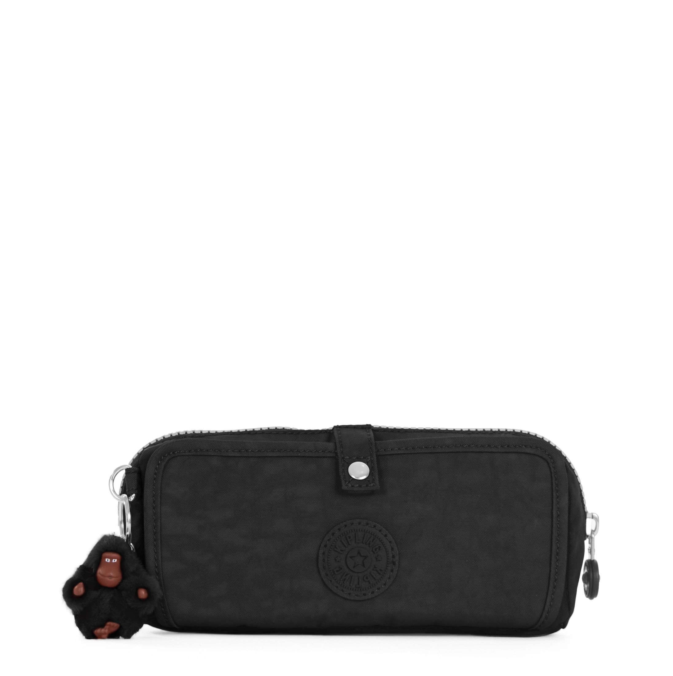 """This zip-pouch is primed to stow all your small essentials and hold them neatly inside your backpack or handbag, but our favorite part is the roll-around flap with a few handy pen loops on the inside. #genius Dimensions: 7.75"""" x 3.5"""" x 2""""  Weight: 0.22 lbs <div style=""""padding-top:25px""""; width:340px; height=340px; top: 0; z-index: -10; text-align: center; overflow: hidden;"""">    <iframe width=""""340px"""" height=""""340px"""" ..."""