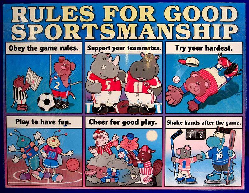 Good Sportsmanship & it's Benefits | MySporties Good