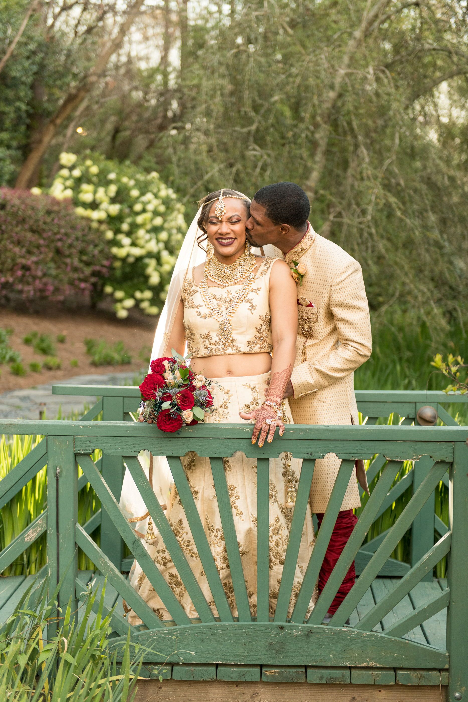 This lovely couple... Arionne and Ryan. Beautiful names