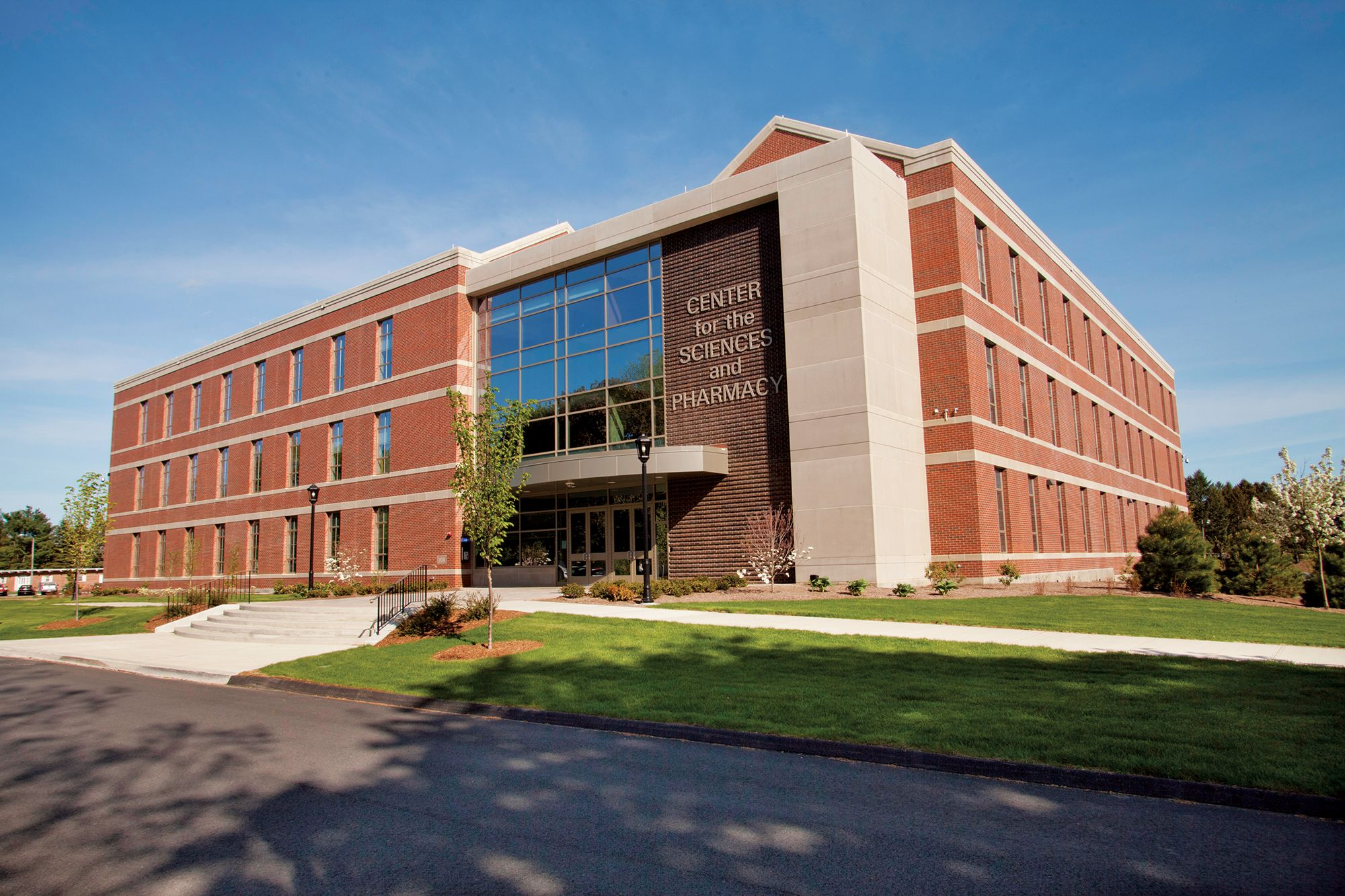 The 40 Million Center For The Sciences And Pharmacy Houses The University S College Of Phar Occupational Therapy Programs Healthcare Education Health Sciences