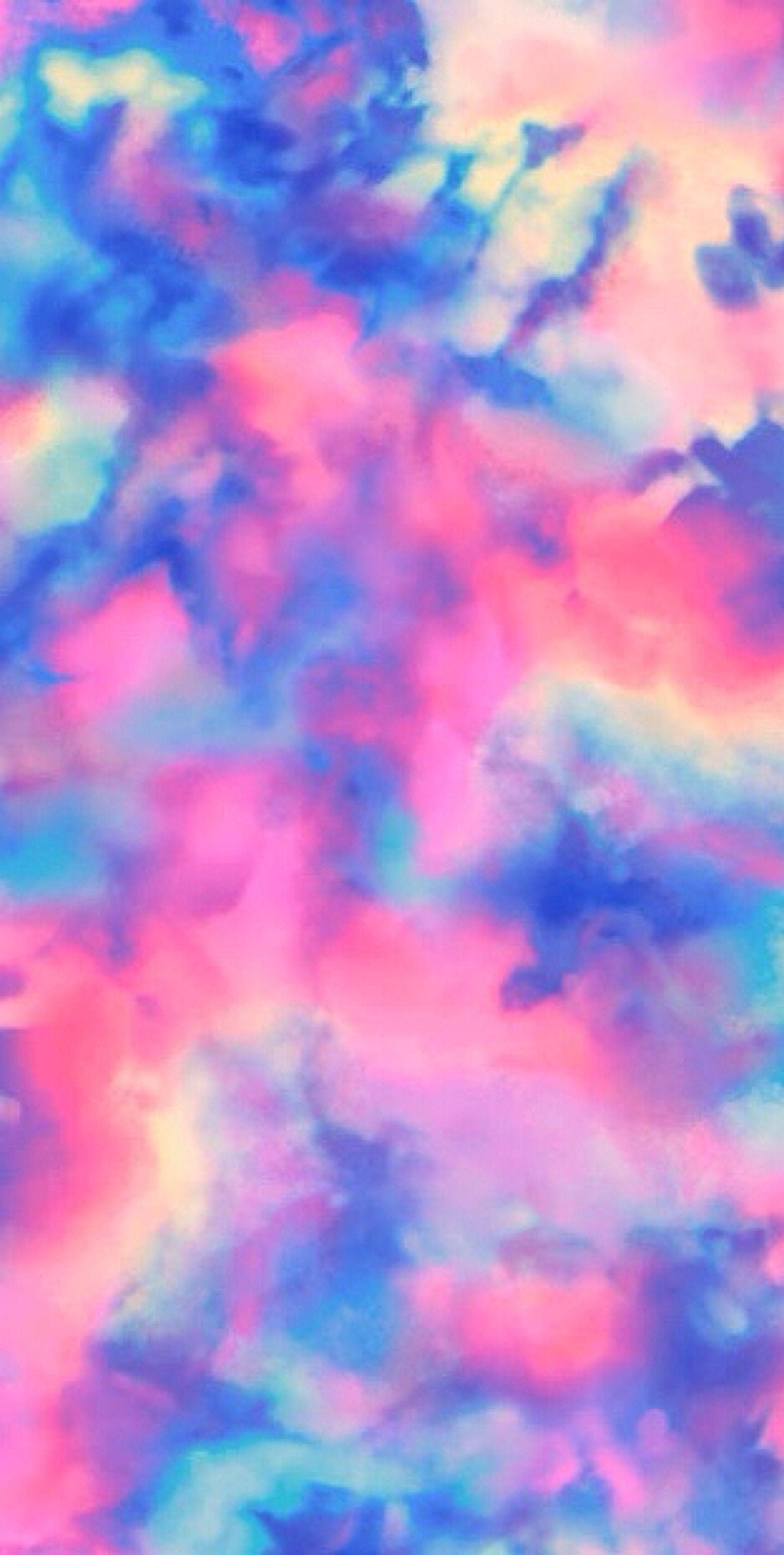 Victoria S Secret Pink Nation Tie Dye Marble Pastel Wallpaper Iphone Background Iphonebackgro Ombre Wallpaper Iphone Tie Dye Wallpaper Marble Iphone Wallpaper