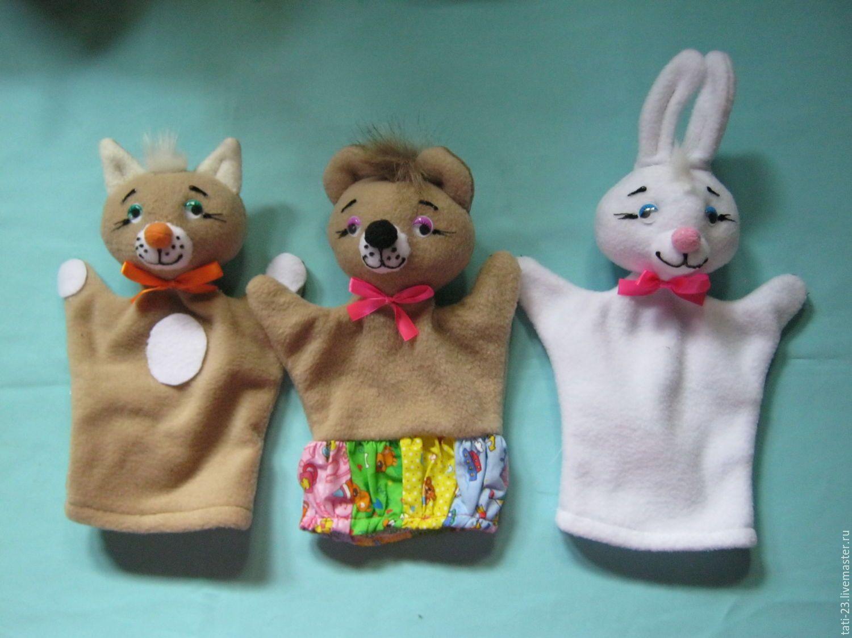 картинки кукол перчаток шо, играть просто