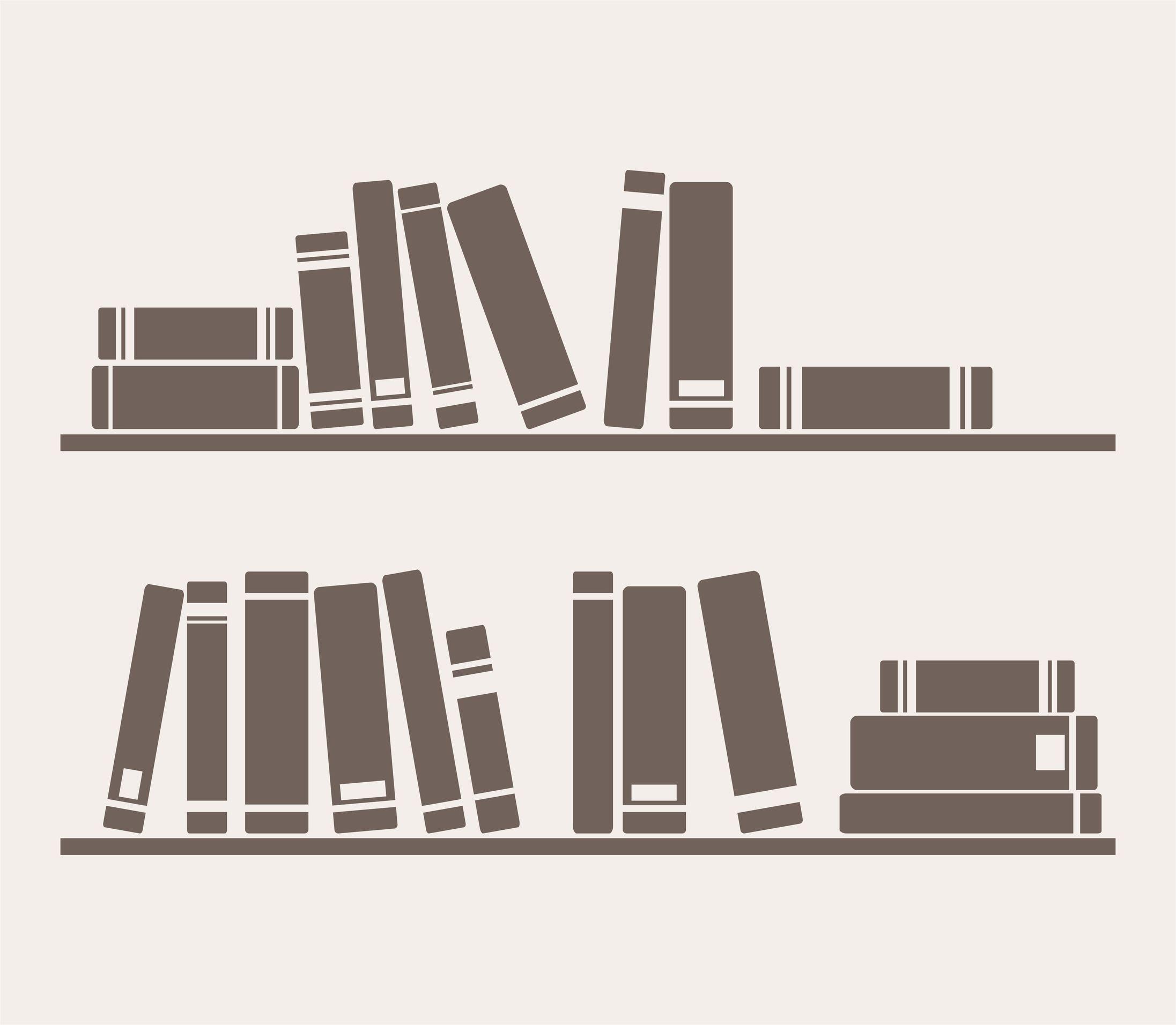 love to books book bookworm read Retro vector