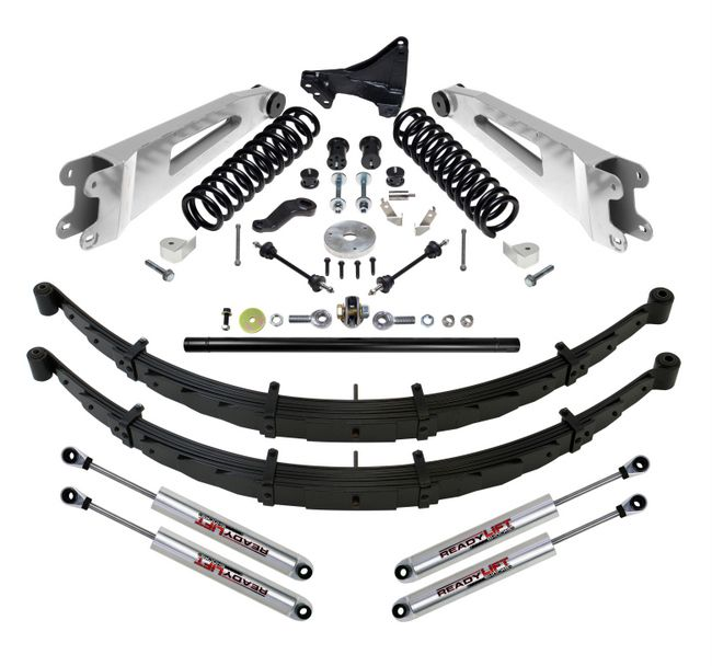 """2011-2015 Ford F250 & F350 Super Duty 6.5"""" Off-Road Suspension Lift Kit Series 1, 2 & 3 #superduty #liftedtrucks #readylift Click and Read More..."""