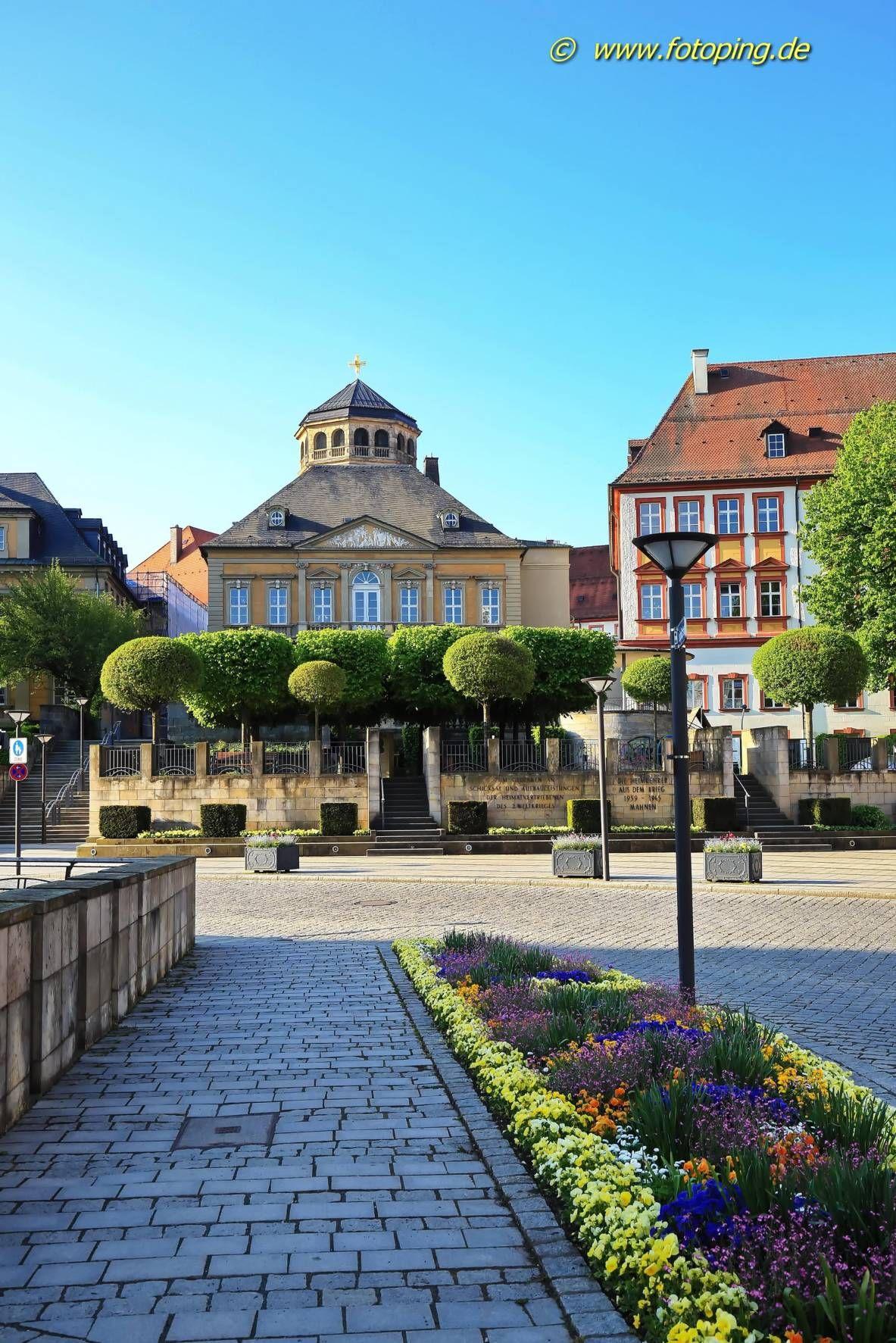 Rathaus Stadt Bayreuth Sehenswurdigkeiten Bayreuth Stadte Reise Stadtereisen