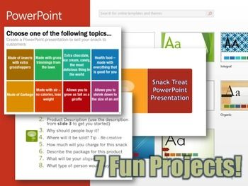 PowerPoint Presentations That Students Create (7 Fun Themes
