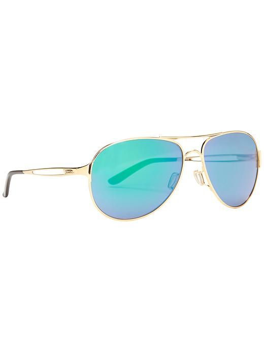 22e5c9375ad46 Caveat Sunglasses by Oakley - The classic aviator style that looks good on  everyone gets a performance update with full UVA