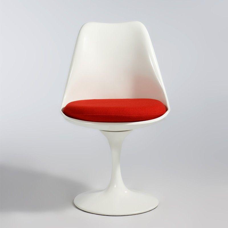 Tulip Chair La Chaise Tulipe De Par Eero Sarinen Objets - Fauteuil tulipe