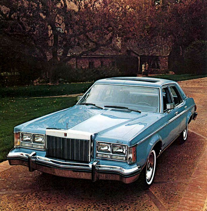 Lincoln Versailles