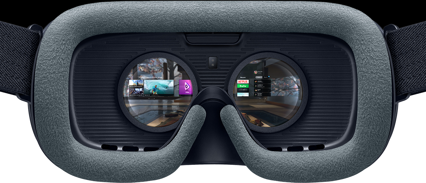 gear vr for our new GS8