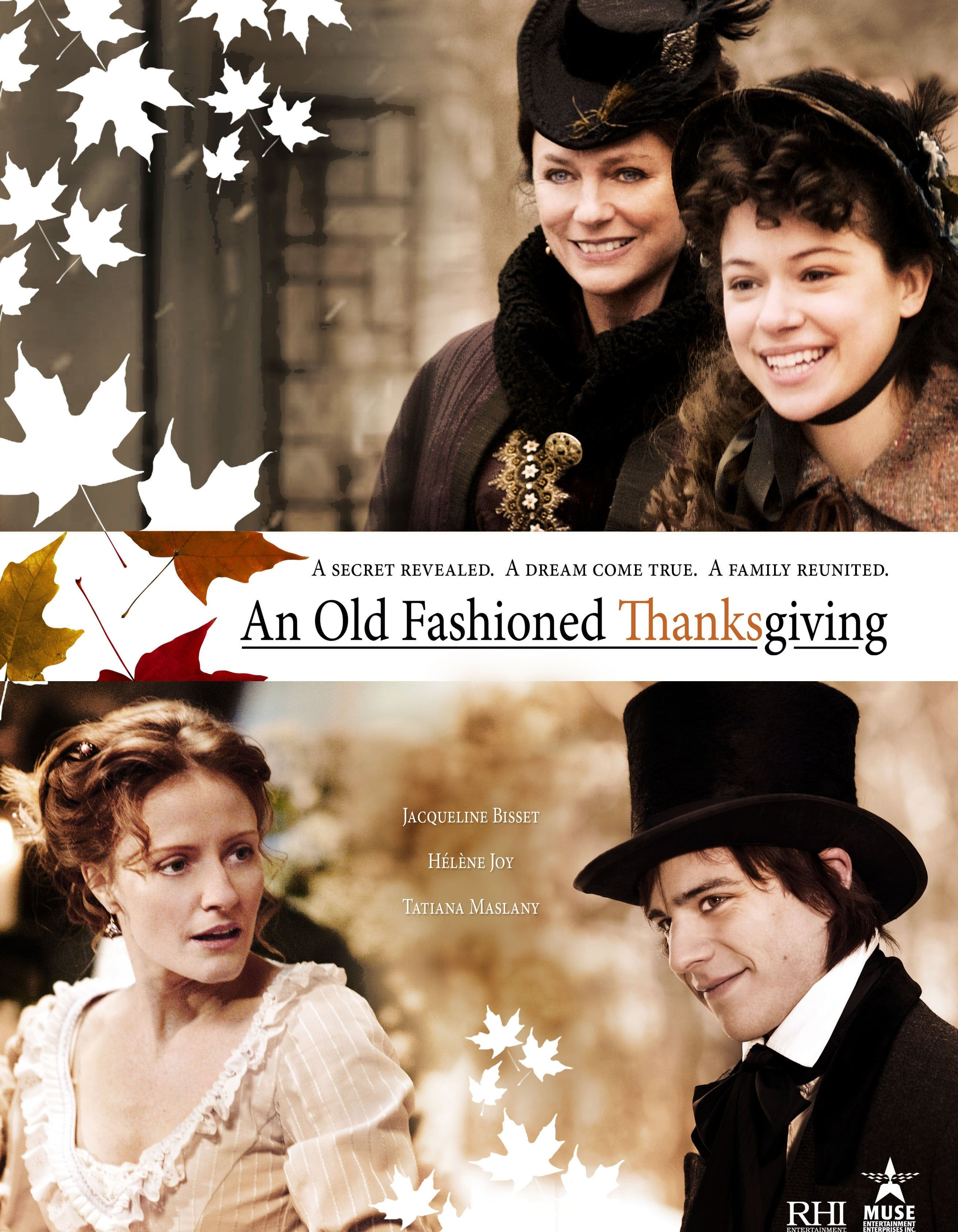 DOWNLOAD An Old Fashioned Thanksgiving FULL MOVIE HD1080p