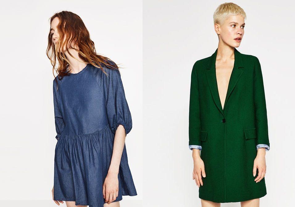 Abbigliamento Estate 2017 Primavera Moda Zara Collezione Catalogo ZzwqxfE7