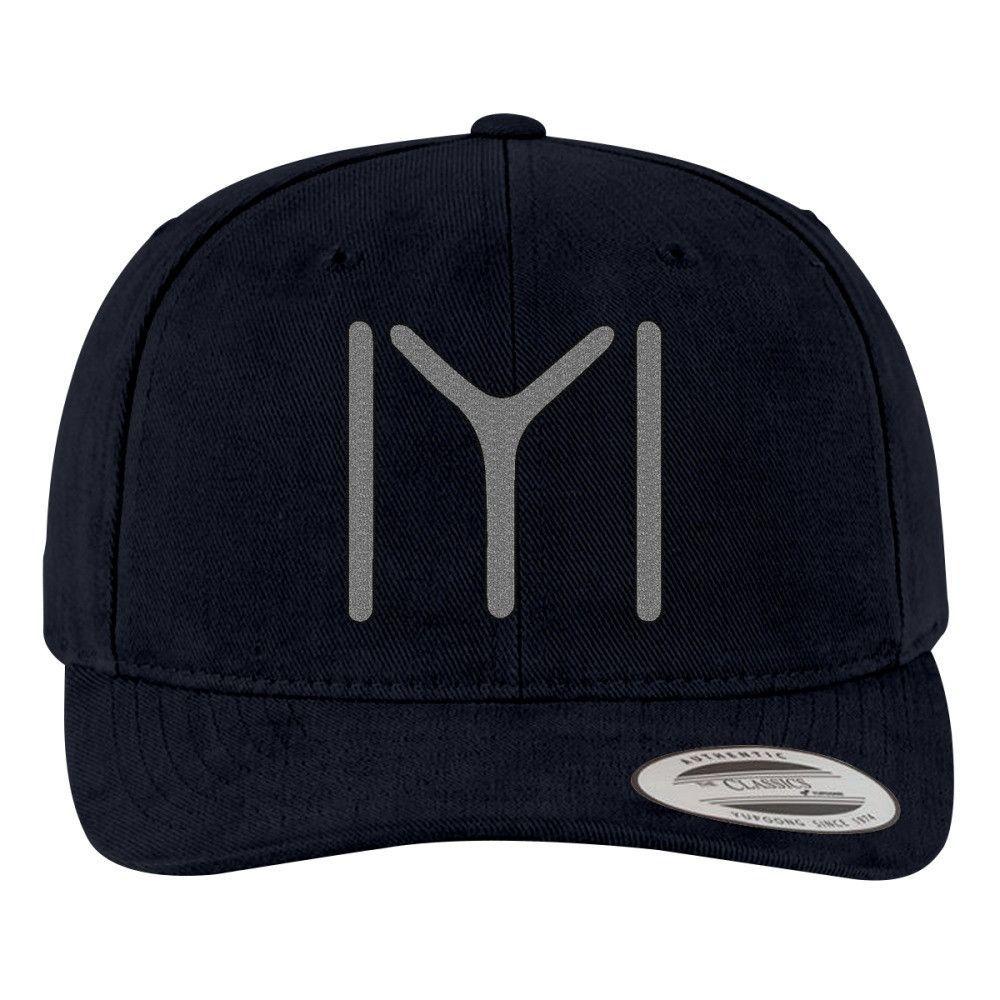 IYI Logo Brushed Cotton Twill Hat