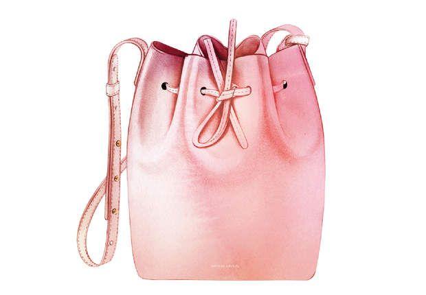 Sacs de luxe les plus vendus   n°24, le sac Bucket Bag de Mansur Gavriel  C est le seul sac seau de ce top 25. 8b54a33c899