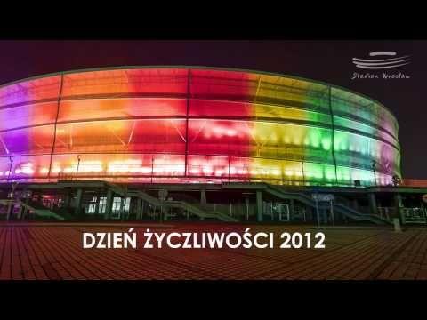 Dzień Życzliwości na Stadionie Wrocław