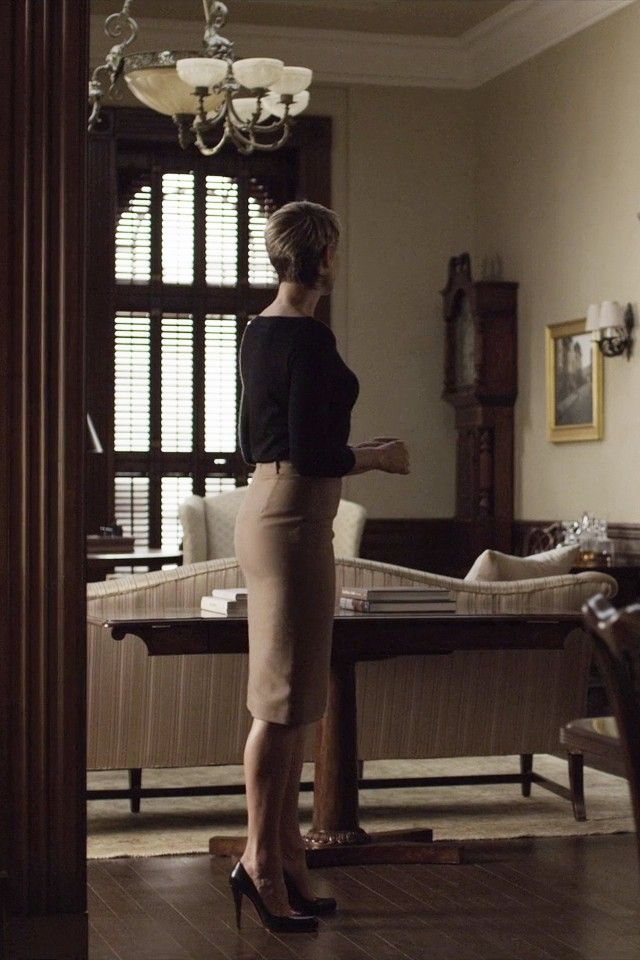 Claire Underwood in House of Cards S02E11 on Claire