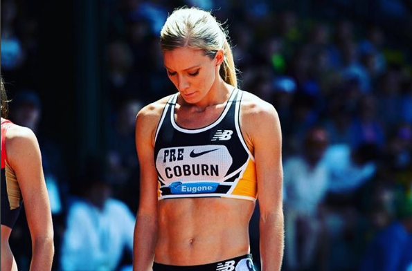 Emma Coburn (VS) - 3000m steeple
