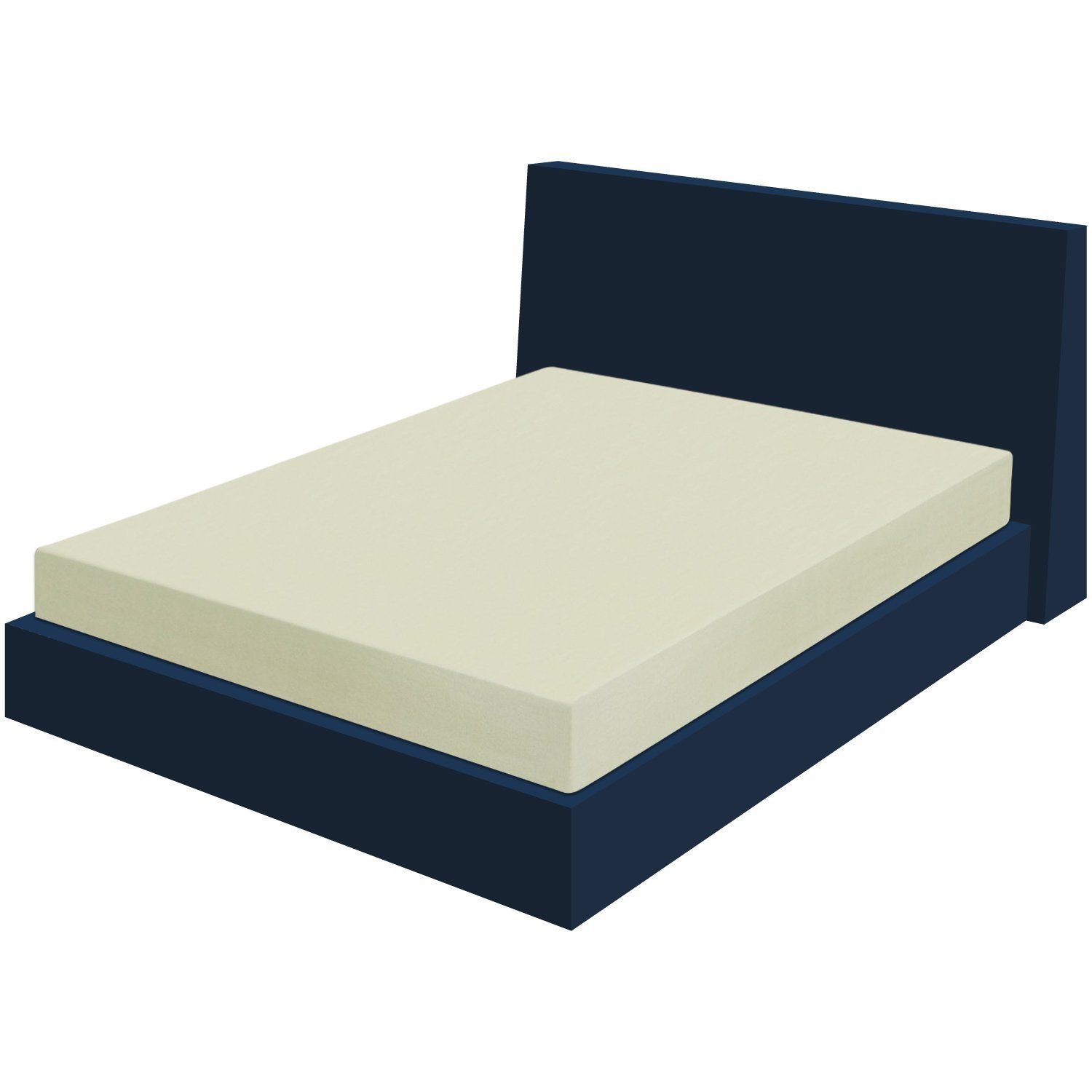 best rated memory foam mattress twin medium sized bed best