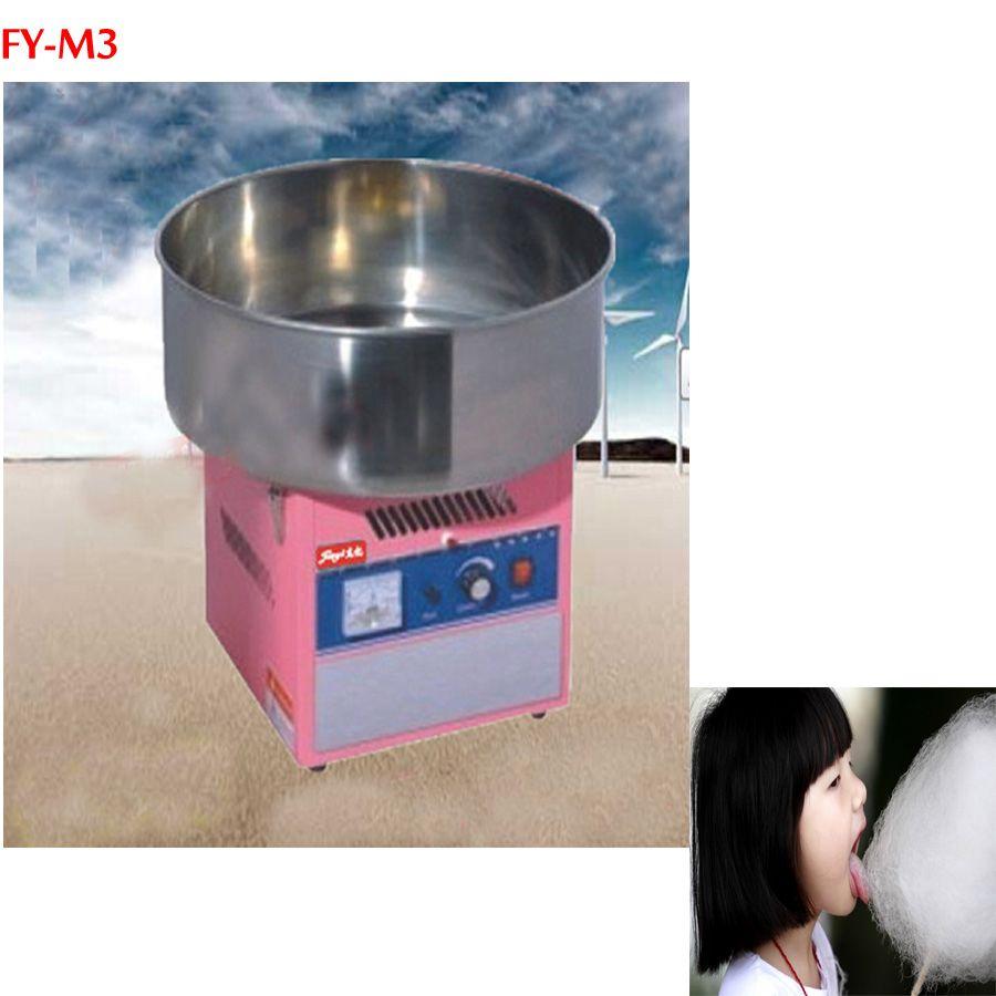 Uncategorized Candy Kitchen Appliances 1 piece electric cotton candy machine floss fy m3 m3