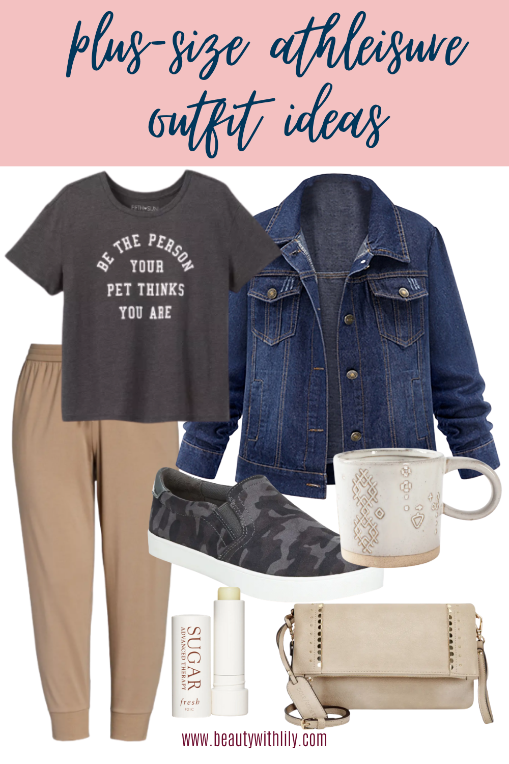 Athleisure Outfit Ideas - Beauty With Lily