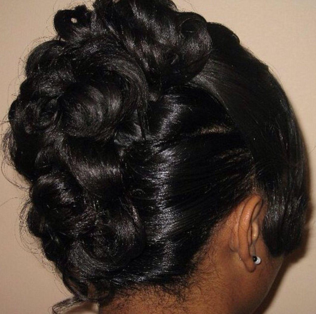 Bridesmaid updo hairstyles pinterest updo and bridesmaid