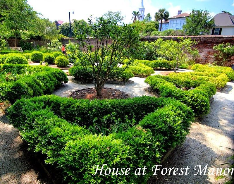 House at Forest Manor: Charleston Part Four, The Gardens at the Heyward-Washington House