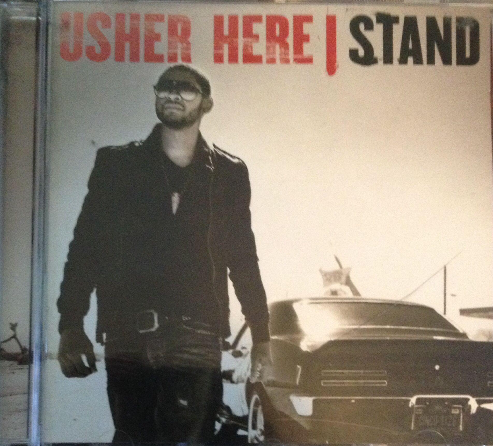 Goodalbum Trueusherfan Music Here I Stand Stand By Me Music