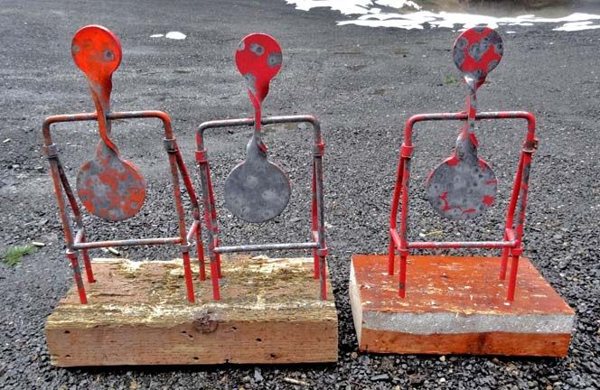 Homemade Steel Targets For 223 - All Home Decor Review