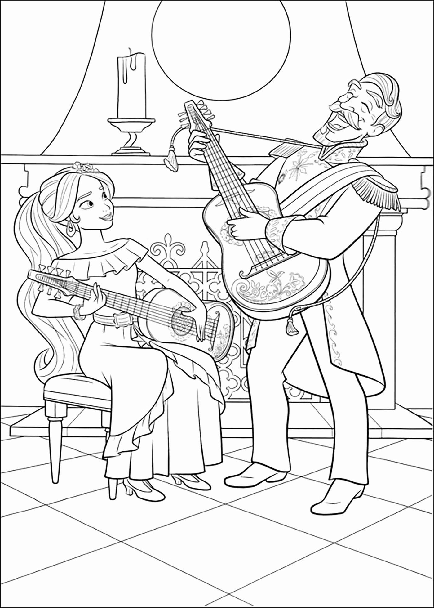 Elena Of Avalor Coloring Book New Elena Avalor To For Free Elena Avalor Kids Coloring Pages Bear Coloring Pages Nemo Coloring Pages Coloring Books [ 1960 x 1400 Pixel ]
