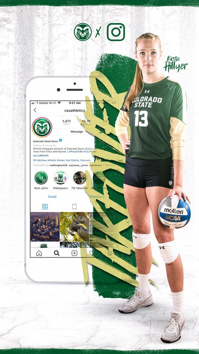 Colorado State Sports Design Inspiration Sports Graphic Design Digital Design
