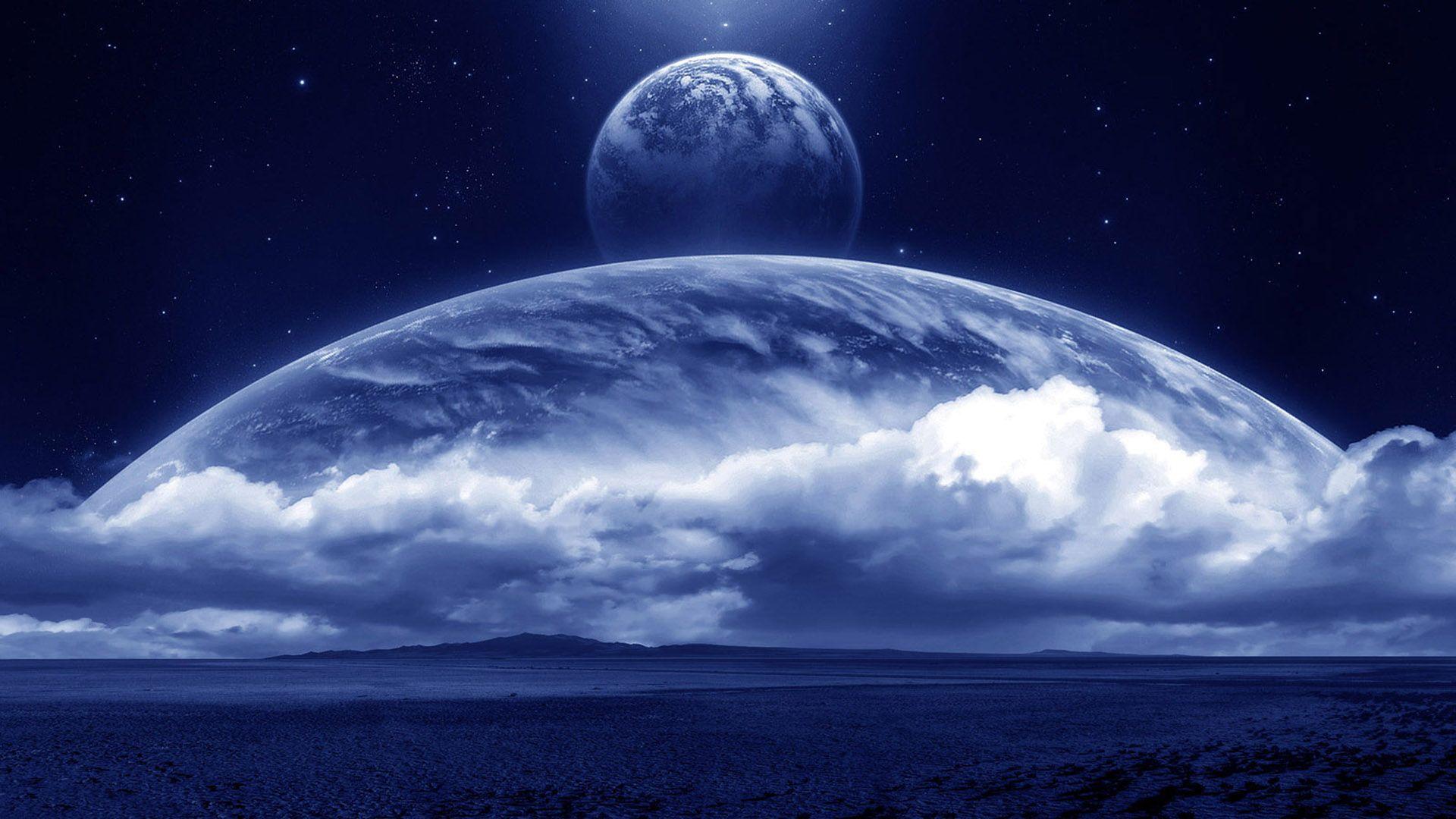 Fondos De Pantalla Tema Universo Hd 1080p Planetas Del